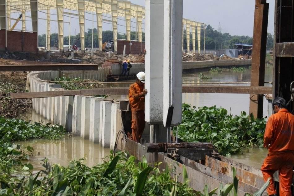 云浮钢板桩支护施工注意哪些事项?