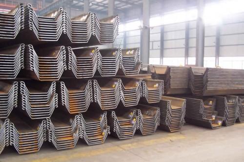 江门拉森钢板桩施工技术方法!
