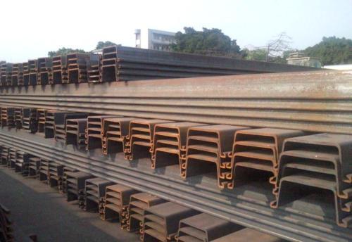 广州钢板桩怎样查验及纠正?
