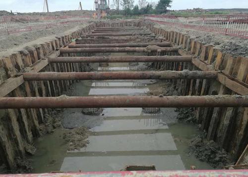 钢板桩施工有哪些特点?