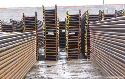 拉森钢板桩施工有哪些步骤?