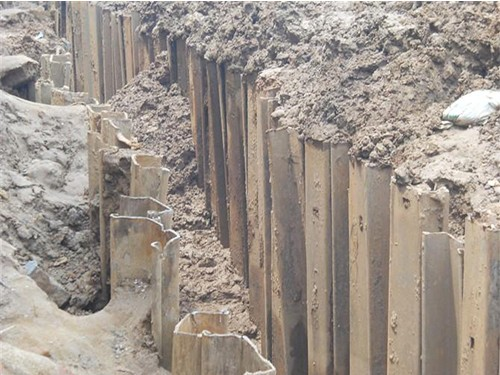 工程选用拉森钢板桩有什么要求?