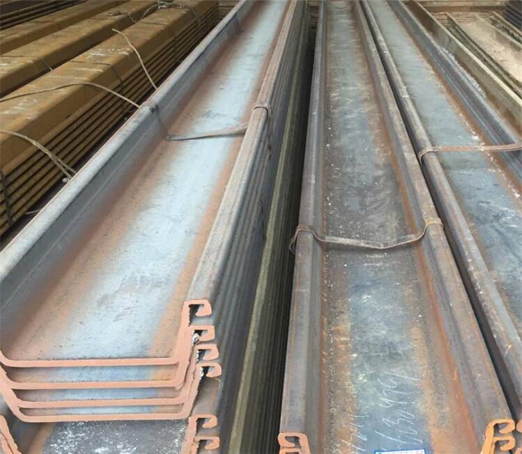 钢板桩分类和力学性能指标